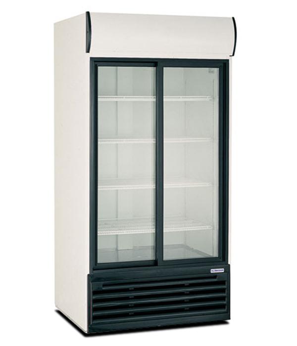 Klimasan prosklená lednice S 880 SC DD