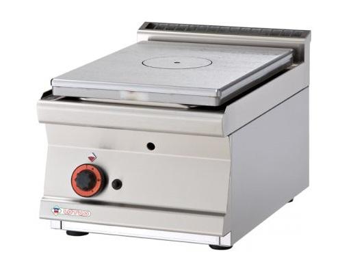 RM Gastro stolní tálový sporák TPT - 64 G
