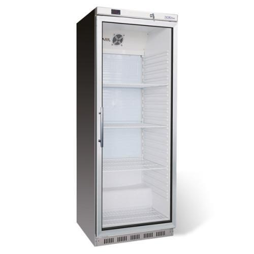 NORDline prosklená lednice UR 400 GS